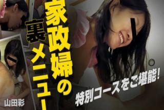 Aya Yamada: Enjoy the Special Service from the Delivery House Maid