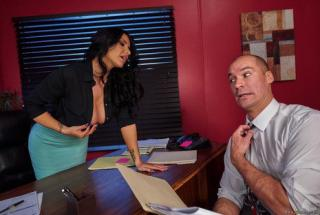 Brazzers - Big Tits at Work - Anal Audit