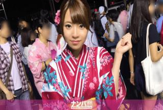 200GANA-1491 Jav Kimono Fireworks festival Nampa 03 Ah 23-year-old instructor at a junior high schoo